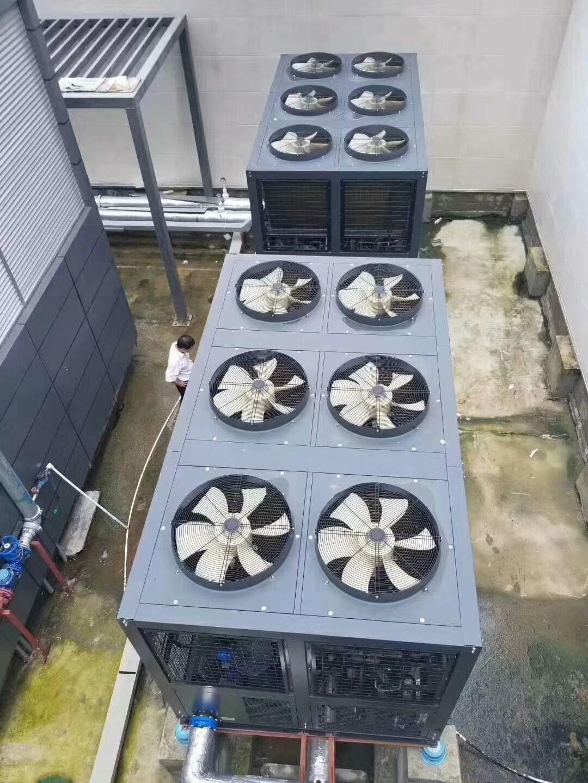 商用场所泳池热泵机组